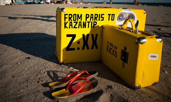From Paris To KaZantip Z:XX
